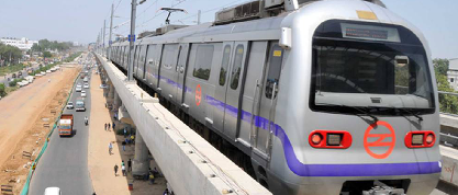 DELHI METRO CONNECTIVITY