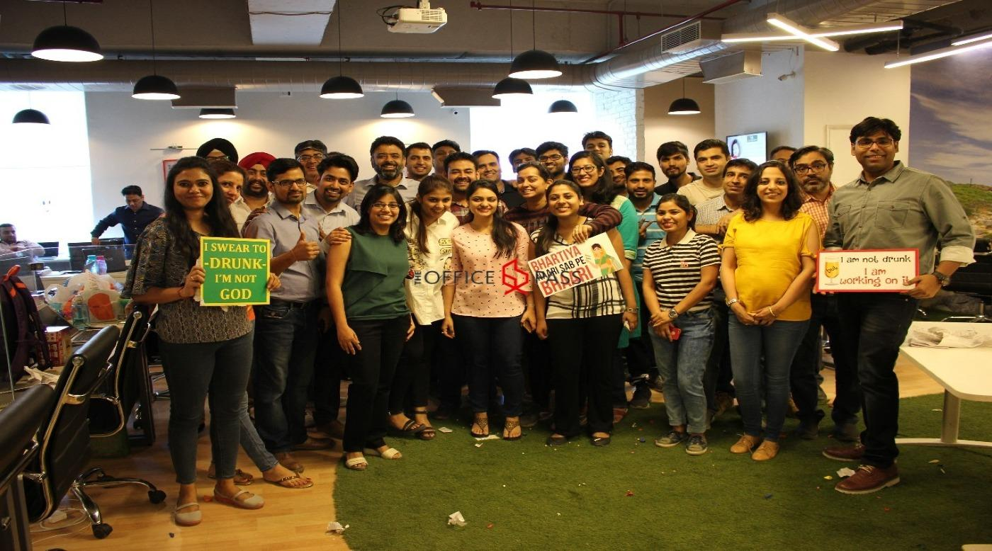 Group pic of Coworking space, The Office Pass, Gurgaon