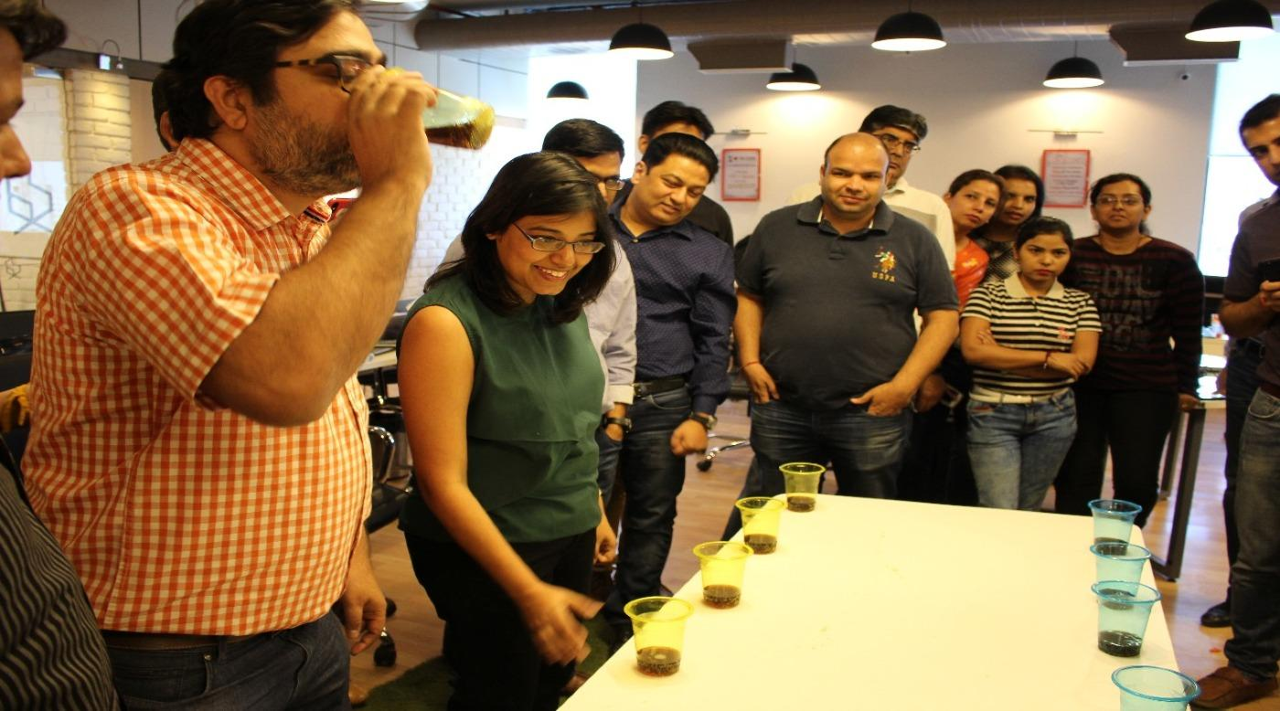 Games at Coworking space in Gurgaon, The Office Pass