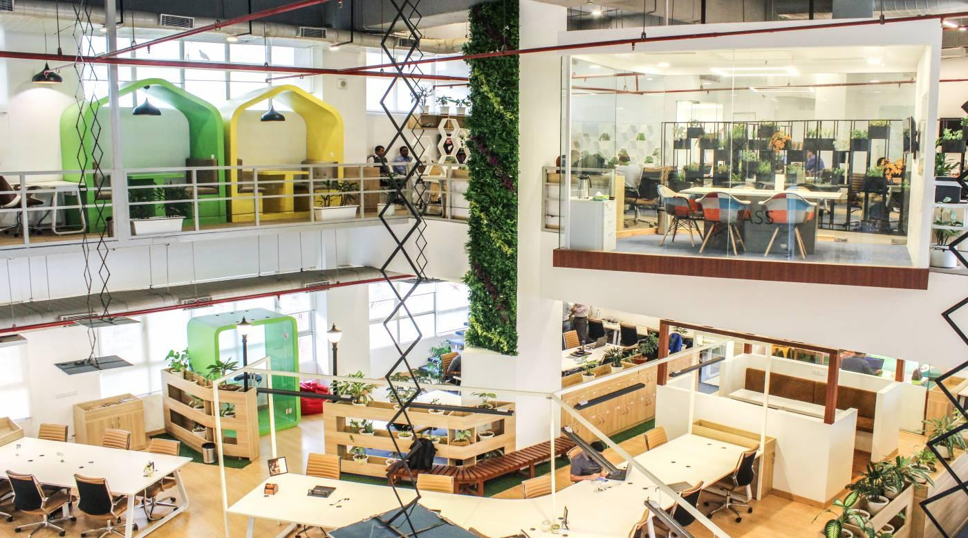 Overview of The Office Pass, Coworking office, Cyber City, DLF 3, Gurgaon, Near Molsari Avenues Metro Station