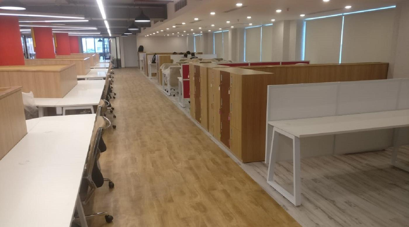 Coworking near Mohan Estate Metro Station