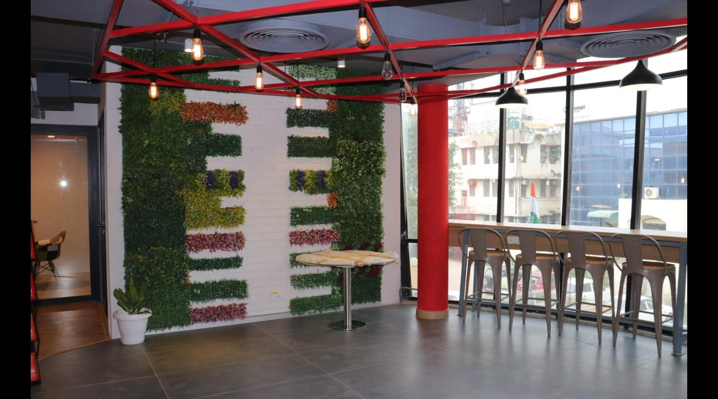 Shared office in South Delhi