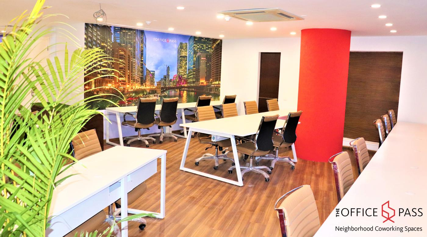 Coworking Space in Golf Course Road Gurgaon